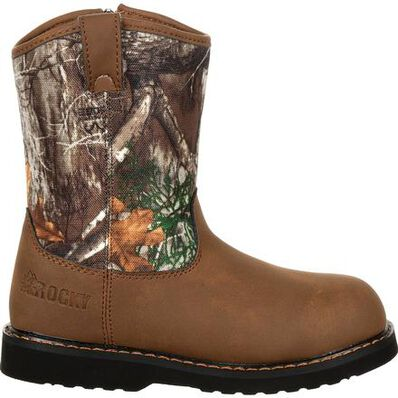 Rocky Kids/' Lil Ropers Outdoor Boot