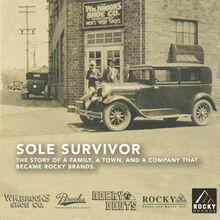 Rocky Brands Sole Survivor DVD