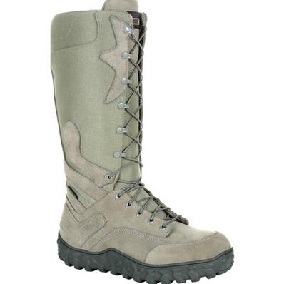 Rocky® S2V Side Zip Waterproof Tactical Snake Boot, , large