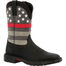 Rocky Red Line Western Boot