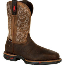 Rocky Long Range Steel Toe Waterproof Western Boot