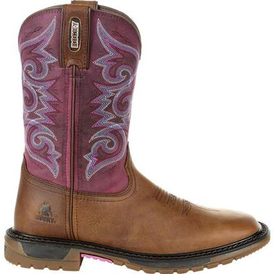 Rocky Original Ride FLX Women's Western Boot - Web Exclusive, , large