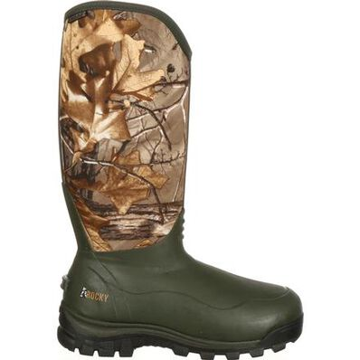 Rocky Core Neoprene Waterproof 1000G Insulated Outdoor Boot, , large