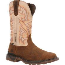 Rocky Carbon 6 Waterproof Western Boot