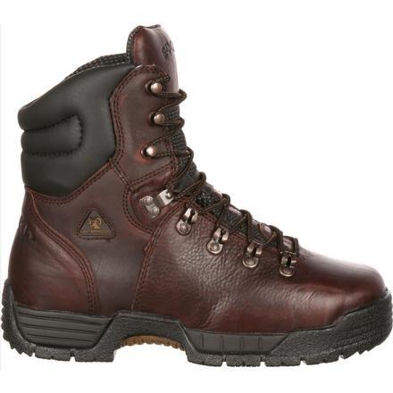 Steel Toe Work Boots - Rocky Boot