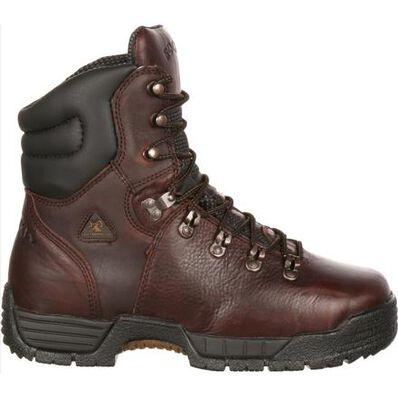 Rocky MobiLite Steel Toe Waterproof Oil-Resistant Work Boot, , large
