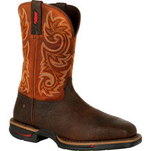 Rocky Long Range Steel Toe Pull-On Boot