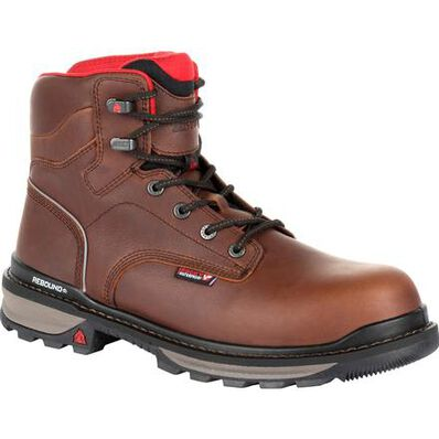 Rocky Rams Horn Waterproof Work Boot, , large