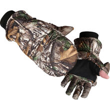 Rocky Insulated Zip Finger Hunting Gloves