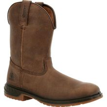 Rocky Worksmart Unlined Western Boot