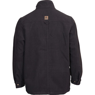Rocky Full Zip 220G Insulated Fleece Barn Jacket, GUNMETAL, large