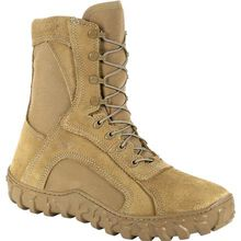 Rocky S2V Waterproof 400G Insulated Military Boot
