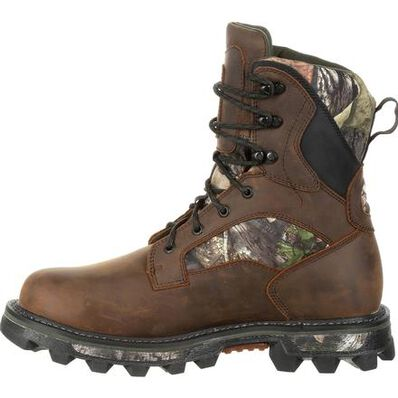 Rocky BearClaw FX 800G Insulated Waterproof Mossy Oak® Camo Outdoor Boot, , large