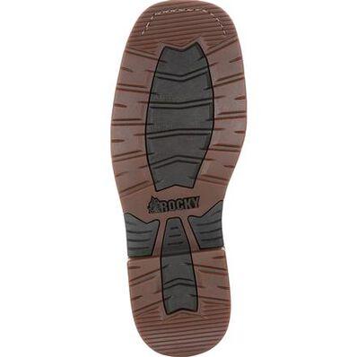 Rocky Iron Skull Composite Toe Internal Met Guard Waterproof Western Boot, , large