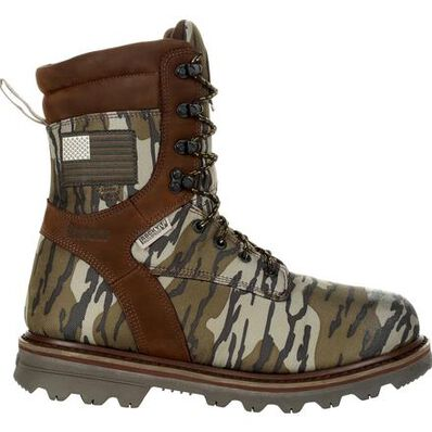 Rocky Stalker Waterproof 400G Insulated Made in the USA Outdoor Boot, , large