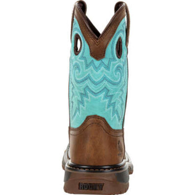 Rocky Kid's Original Ride FLX Western Boot, , large