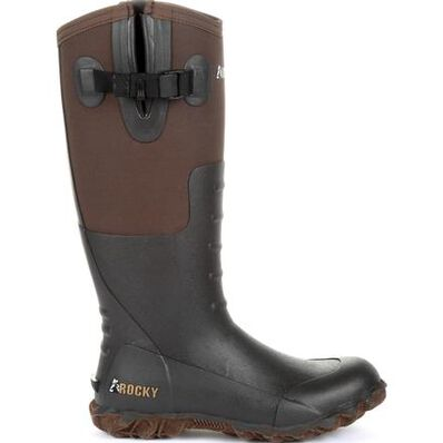 Rocky Core Chore Women's Rubber Outdoor Boot, , large
