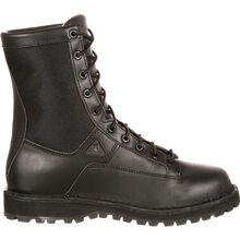 Rocky Portland Lace-to-Toe Waterproof Public Service Boots