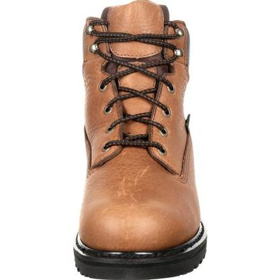 Rocky Waterproof Lace Up Work Boot, , large