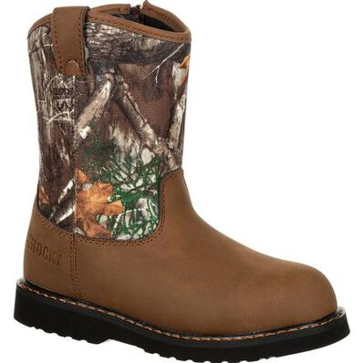 Rocky Kids Lil Ropers Outdoor Boot