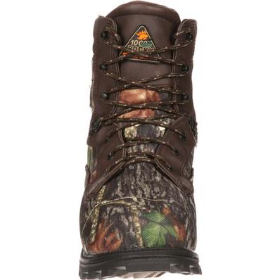 Rocky BearClaw Big Kids' Waterproof 1000G Insulated Outdoor Boot, , large