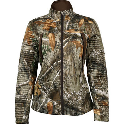 Rocky Stratum Women's Outdoor Jacket, Realtree Edge, large