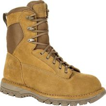 "Rocky Portland 8"" Side Zip Composite Toe Public Service Boot"