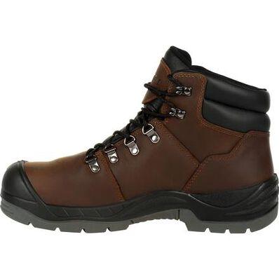 Rocky Worksmart Composite Toe Internal Met Guard Waterproof Work Boot, , large