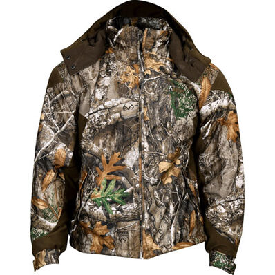 Rocky ProHunter Insulated Parka, Realtree Edge, large