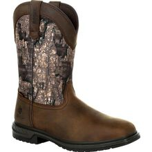 Rocky Worksmart 400G Insulated Waterproof Western Boot