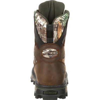 Rocky BearClaw FX 800G Insulated Waterproof REALTREE® Camo Outdoor Boot, , large