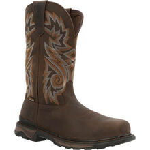 Rocky Carbon 6 Carbon Toe Waterproof Western Boot