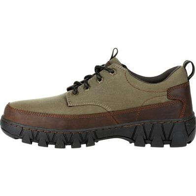 Rocky Oak Creek Oxford Shoe, , large