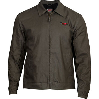 Rocky Casual Insulated Short Jacket, Bark, large