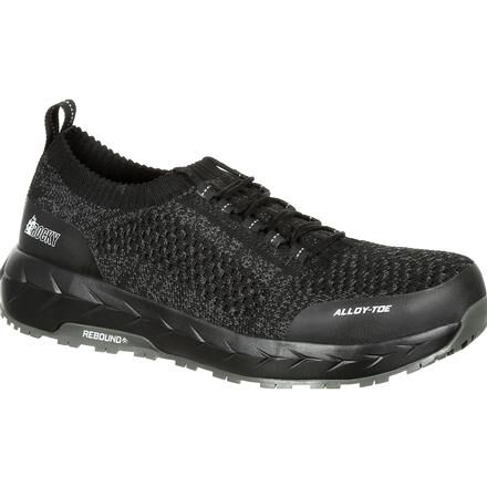 Alloy Toe Work Shoes - Men's \u0026 Women's