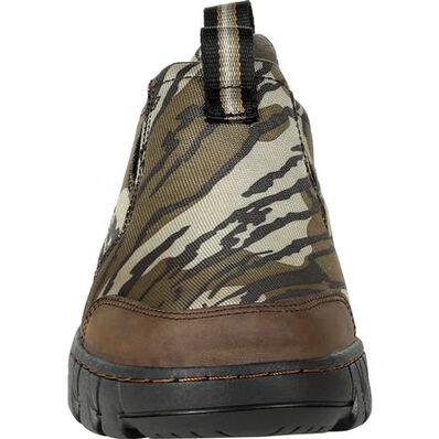 Rocky Oak Creek Camo Slip On Shoe, , large