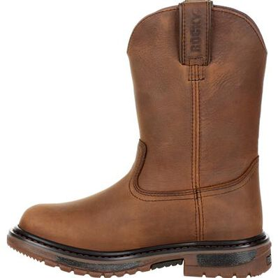 Rocky Kid's Original Ride FLX Waterproof Western Boot, , large