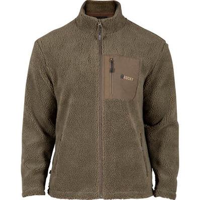 Rocky ProHunter Berber Jacket, Grey Green, large