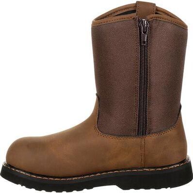 Rocky Kids' Lil Ropers Outdoor Boot, , large