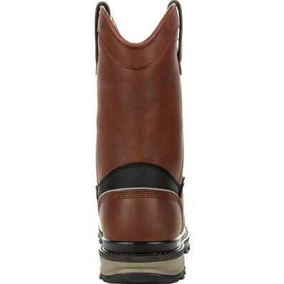 Rocky Rams Horn Waterproof Composite Toe Pull-On Work Boot, , large
