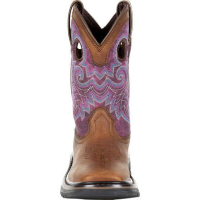 Rocky Big Kid's Original Ride FLX Western Boot, , large