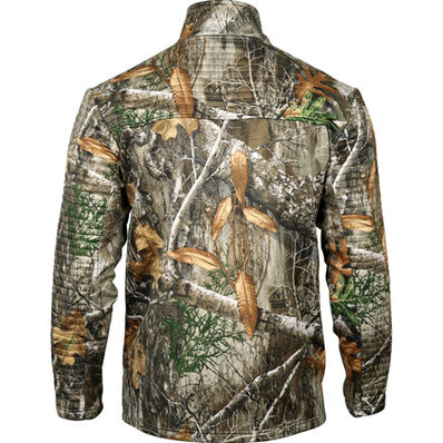 Rocky Stratum Outdoor Jacket, Realtree Edge, large
