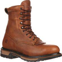 "1108 Rocky 10/"" Original Ride Roper Western Work Boot"