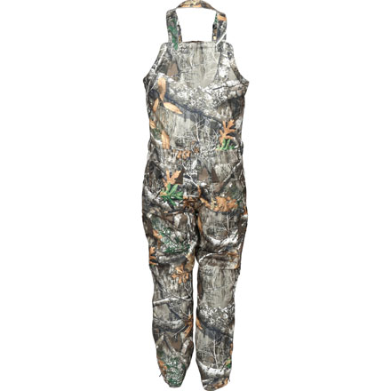 Rocky Stratum Insulated Waterproof Bibs, Realtree Edge, large