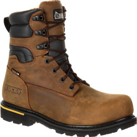 Rocky Governor Composite Toe Waterproof Work Boot, , large