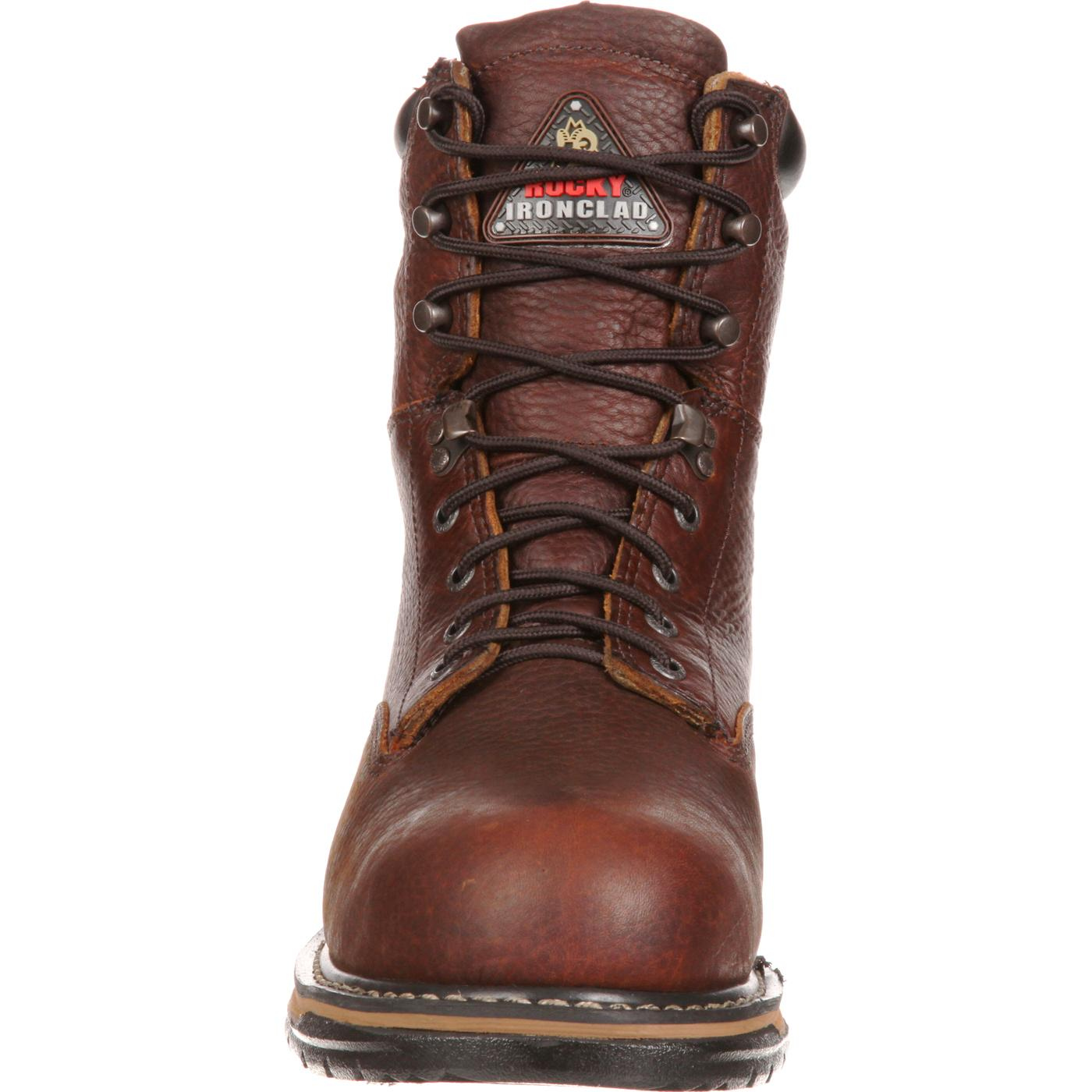 Rocky IronClad Insulated Waterproof Work Boot, FQ0005694