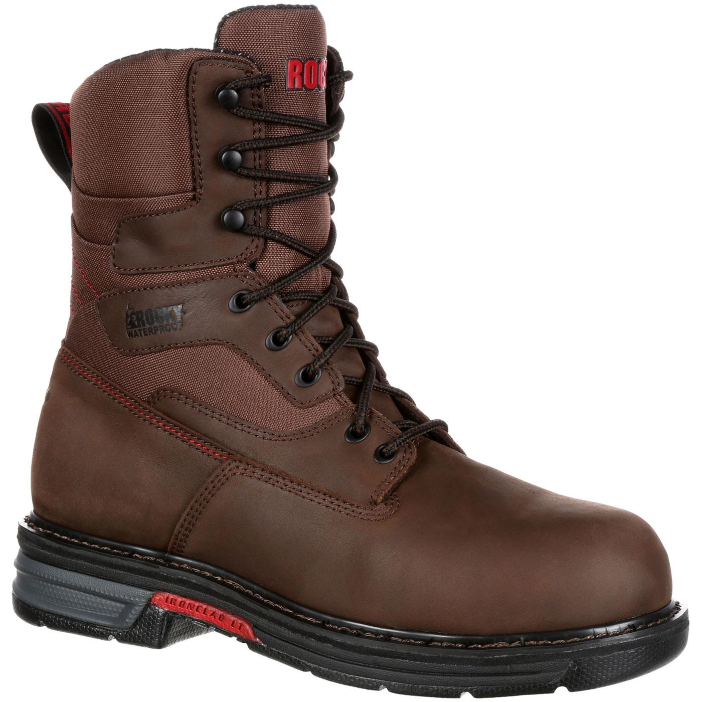Rocky Iron Clad Work Boots | Find Rocky IronClad Boots