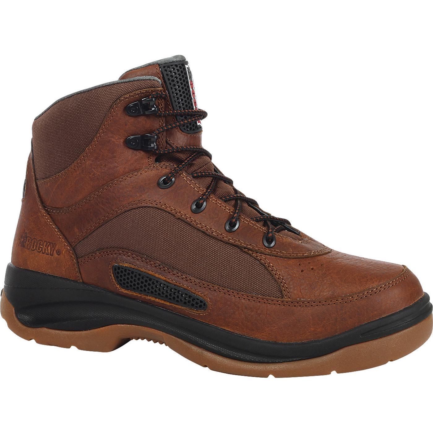 Rocky Footwear Men S Ergotuff 6 Quot Composite Toe Work Shoes