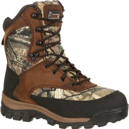 Rocky Core Waterproof 800G Insulated Outdoor Boot