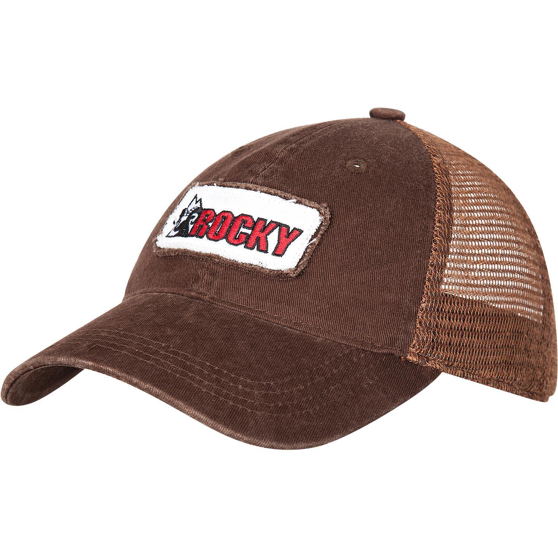 d1f8935746b Rocky Men s Trucker Cap in Mesh and Cloth